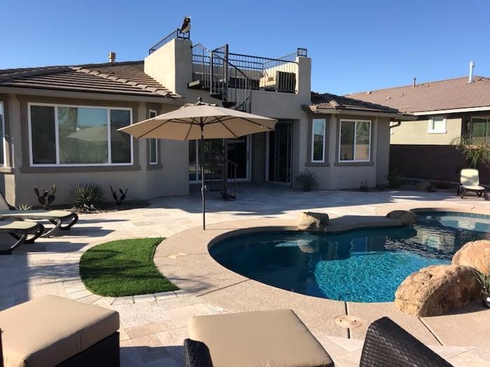 Pool Design Marana, AZ