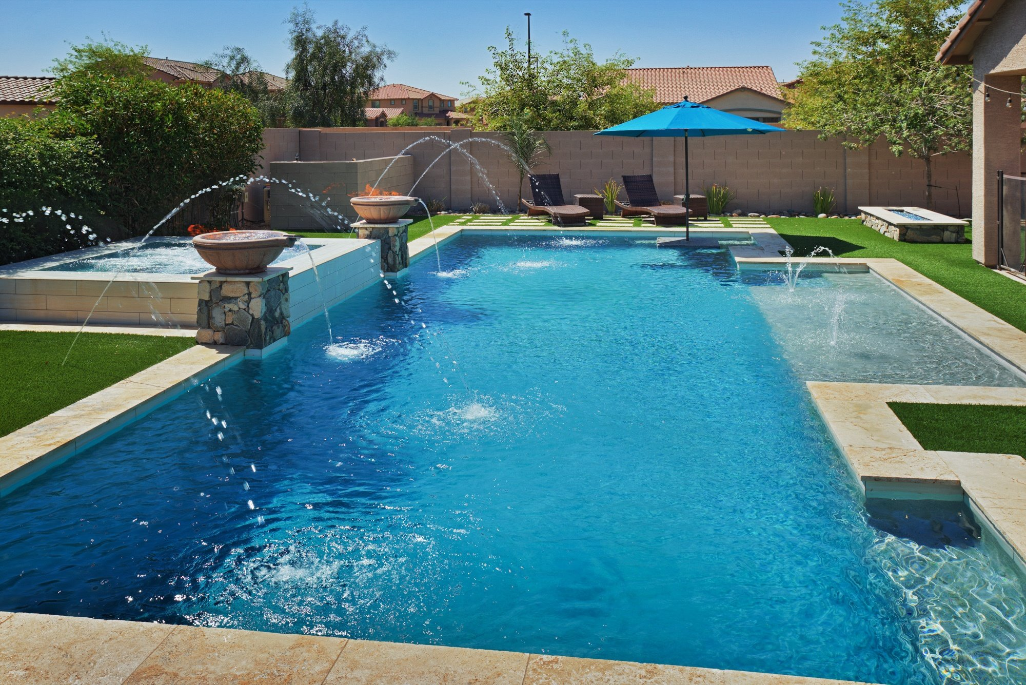 Nick Ludtke Is A Pool Designer At Presidential Pools, Spas U0026 Patio. After  Being In The Pool Business As Long As Nick Has, He Knew Exactly What  Features Were ...