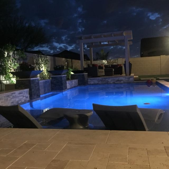 Pool Build Highlight: The Drinkwater Family of Gilbert, Arizona