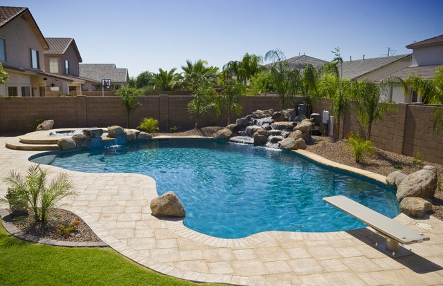 WHAT ARE THE BEST ASPECTS OF OWNING A POOL IN THE SPRING?