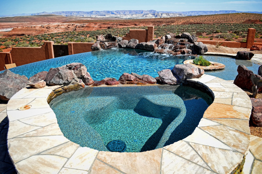 4 OF OUR MOST POPULAR HOT TUBS AND SPAS