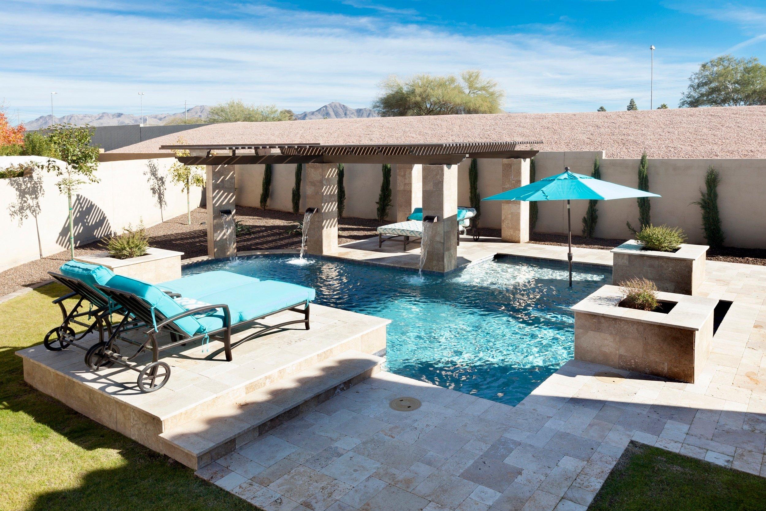 Natural Swimming Pool Designs Backyards
