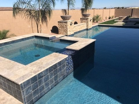 Pool Build Highlight: The Pierce Family of Queen Creek, AZ