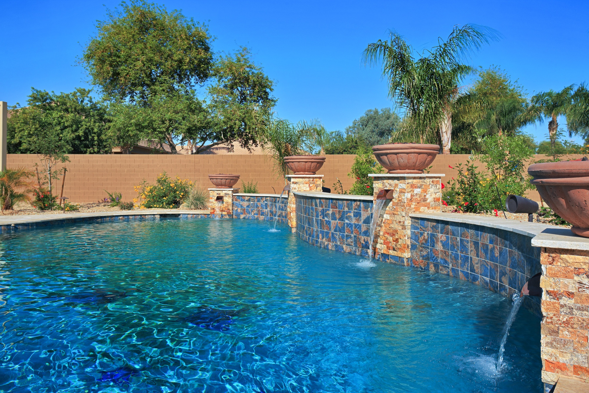 Pool Design Spotlight: An All-Season Oasis