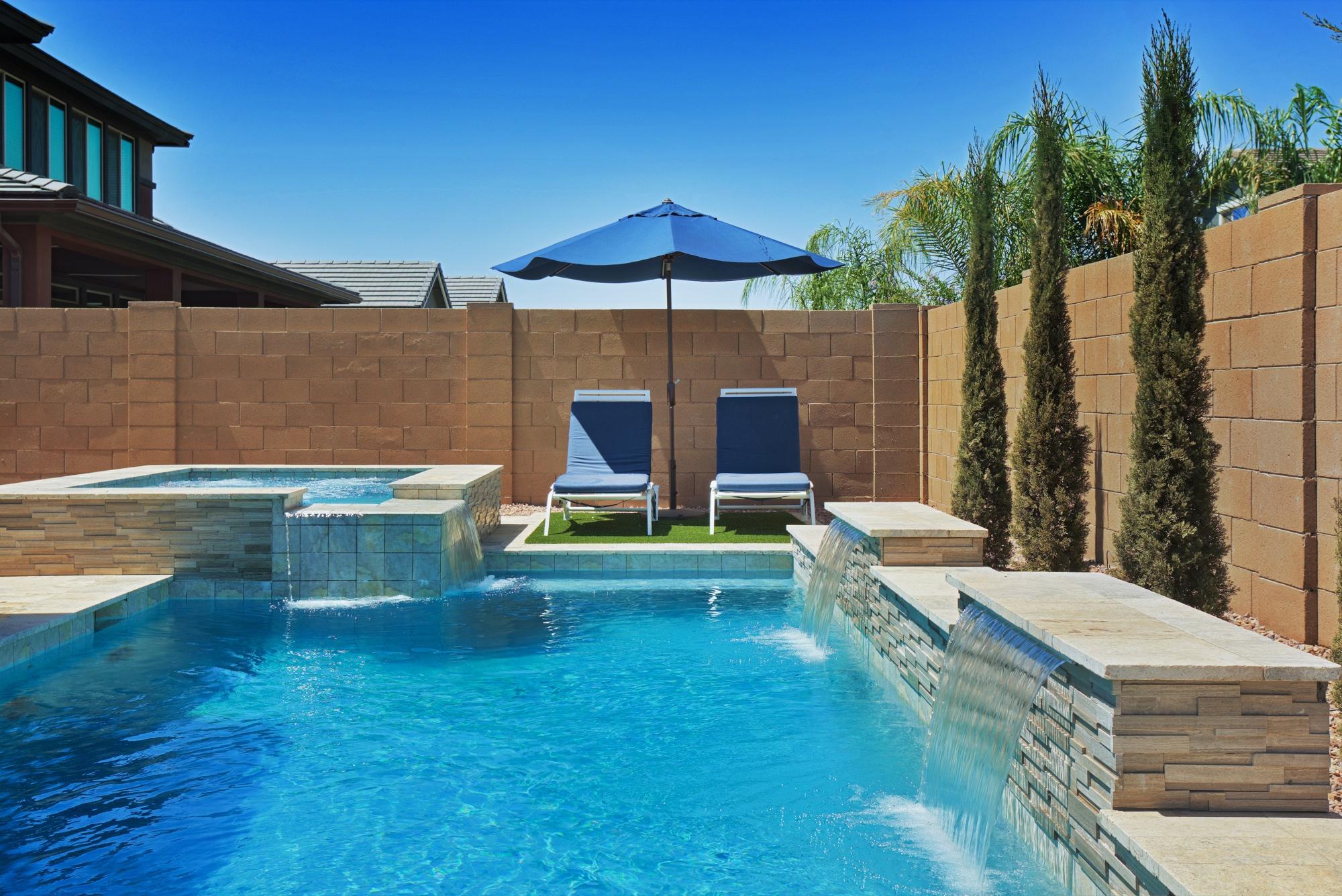 Pool Design Spotlight: A Compact, Modern Masterpiece