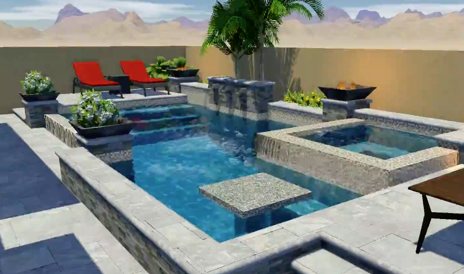 3 Pool Designs for Small Backyards