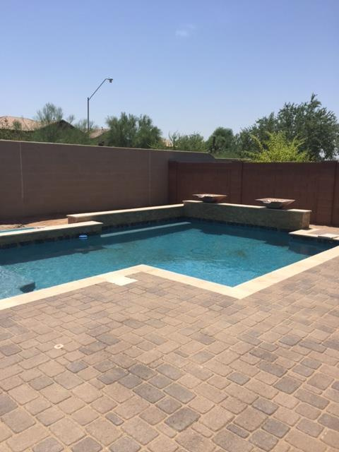 POOL BUILD HIGHLIGHT: THE SAY FAMILY OF PEORIA, AZ