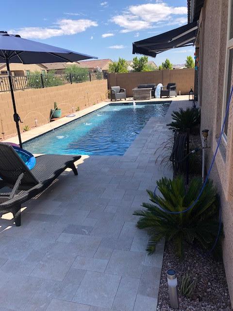 Pool Build Highlight: The Valenti Family of Peoria, Arizona