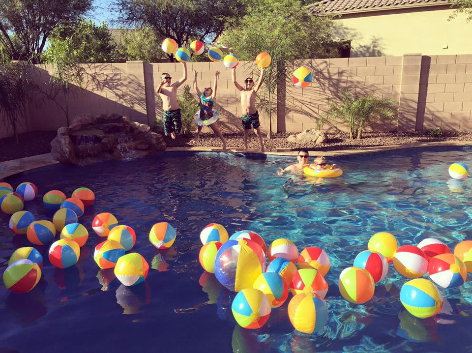 8 Incredible Health Benefits of Having a Swimming Pool in Arizona
